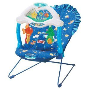 vibrating chair baby large christmas covers ocean wonders bouncy must haves