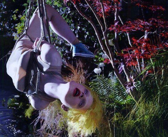 "Love Magazine #6  ""What Lies Beneath"" photographed by Mert Alas and Marcus Piggott"