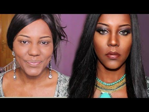 Assista esta dica sobre Maquiagem Pele Perfeita | Pele Negra | Maquillaje Transformación e muitas outras dicas de maquiagem no nosso vlog Dicas de Maquiagem.
