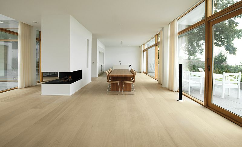 Living Room Floor Designs Mesmerizing World's Most Beautiful Wood The Dinesen Story  Living Rooms Decorating Design