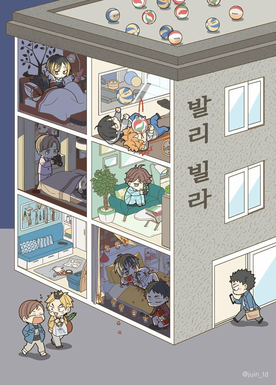 #anime #Haikyuu #haikyuuanime #haikyuufanart #haikyuuart