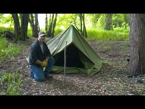 My Favorite Tarp Shelter With A Floor And Update On The Bushcraft Campsite Tarp Shelters Bushcraft Bushcraft Shelter