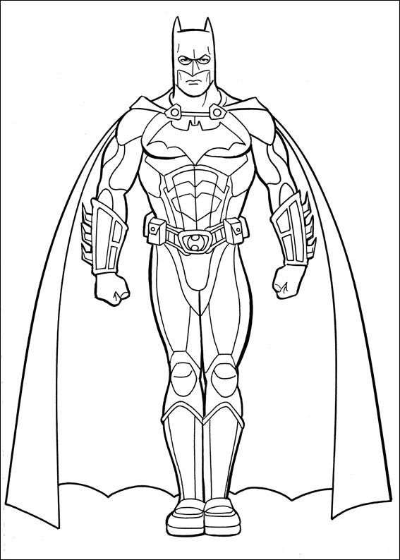 Batman Ausmalbilder 32 | kids coloring | Pinterest | Batman ...