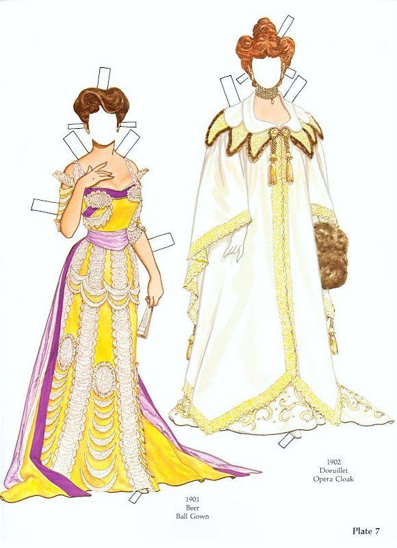 Fashion of the Regency Period Paper dolls by Tom Tierney - edprint2000paperdolls - Álbumes web de Picasa