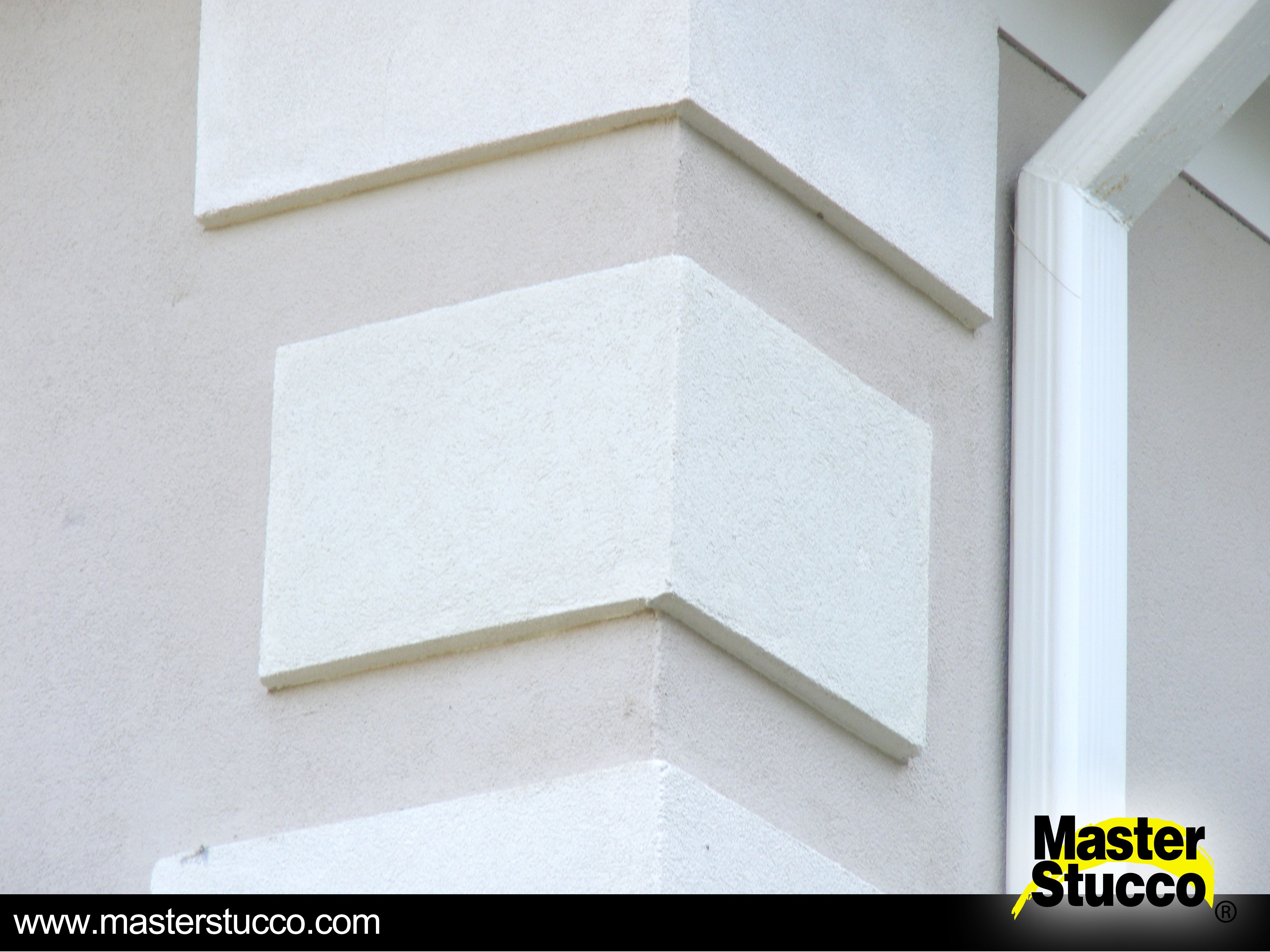 Quoins pronounced coins are often found on the corners for Brick quoin corners