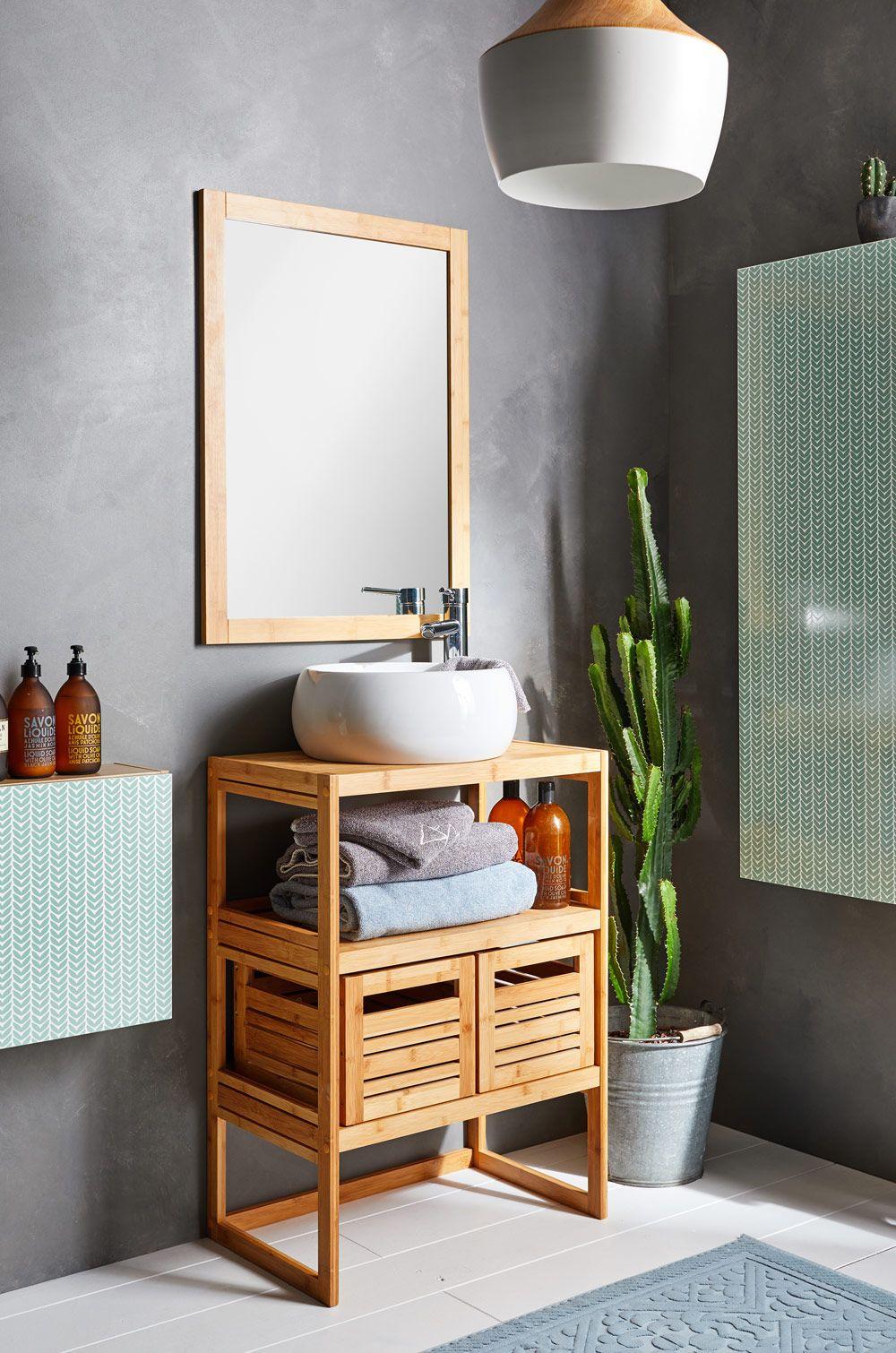 Salle De Bain Hipster ~ arte armoirette de salle de bains motifs d co salle de bains