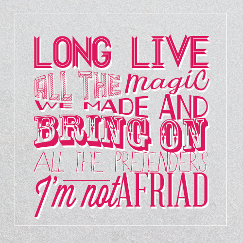 Long Live Taylor Swift Taylor Swift Lyrics Just Lyrics I Lived Lyrics