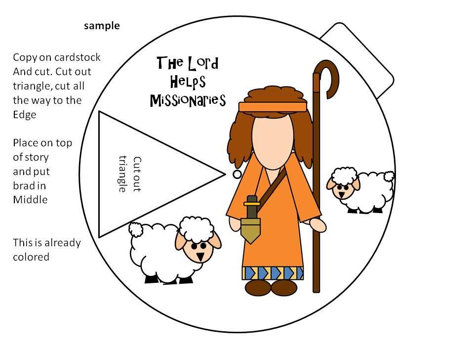 Ammon Tending The Kings Sheep