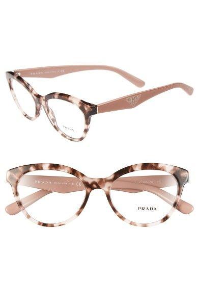 cf4bdb2aed Main Image - Prada 52mm Optical Glasses. Main Image - Prada 52mm Optical  Glasses Monturas Gafas Mujer, Lentes ...