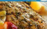 Herb-Crusted Haddock with Garlic-Basil Sauce Recipe