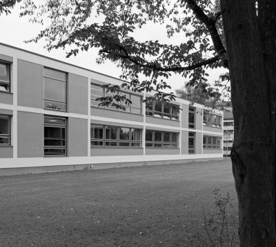 Sanierung Altbau Schulanlage Hirzenbach Boltshauser Architekten - haus renovierung altgebaude