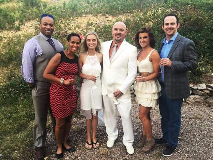 Wedding · Tracy @ co workers wedding