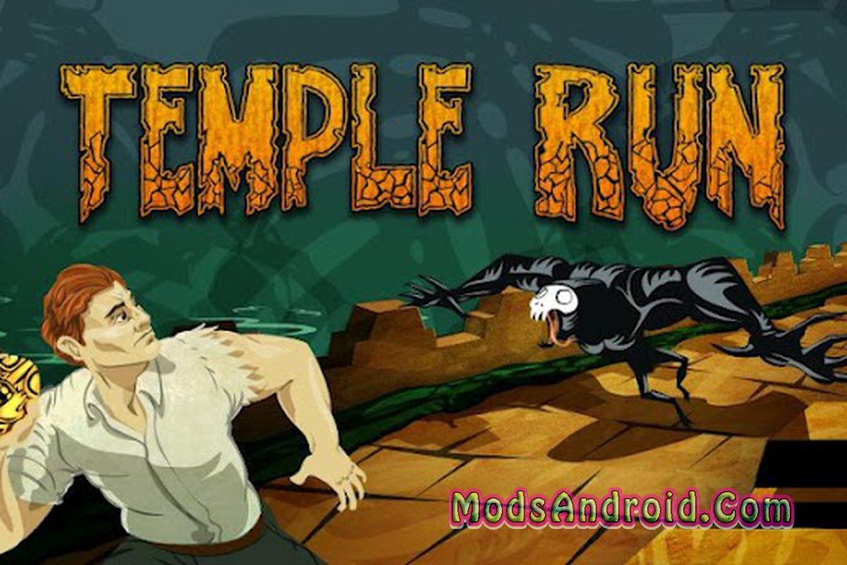 Temple Run Mod Apk 1 8 0 Download #android #games #follow