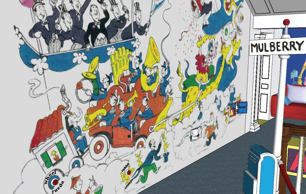 Dr Seuss Museum The First In The World Is Coming To His Hometown Springfield Dr Seuss Museum Seuss Museum
