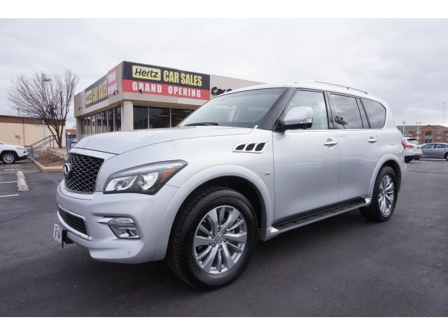 HOT DEAL OF THE DAY: 2015 Infiniti QX80