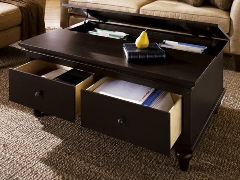 Kincaid Furniture Somerset Coffee Table W Hidden Storage Coffee Table Accent Table Decor Furniture