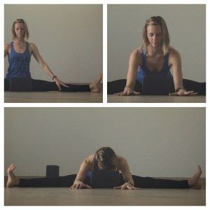 yin yoga  autumnal equinox sequence for the legs  nancy