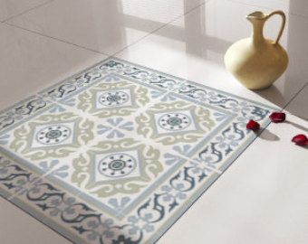 Traditionele Tegels - vloertegels - Floor Vinyl - Tile Stickers ...