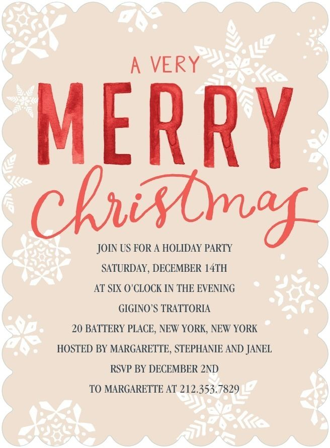 Business Christmas Cards \ Business Holiday Cards At Tiny Prints - holiday party invitation