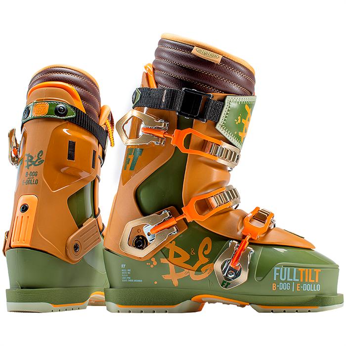 Full Tilt - B \u0026 E LTD Ski Boots 2017