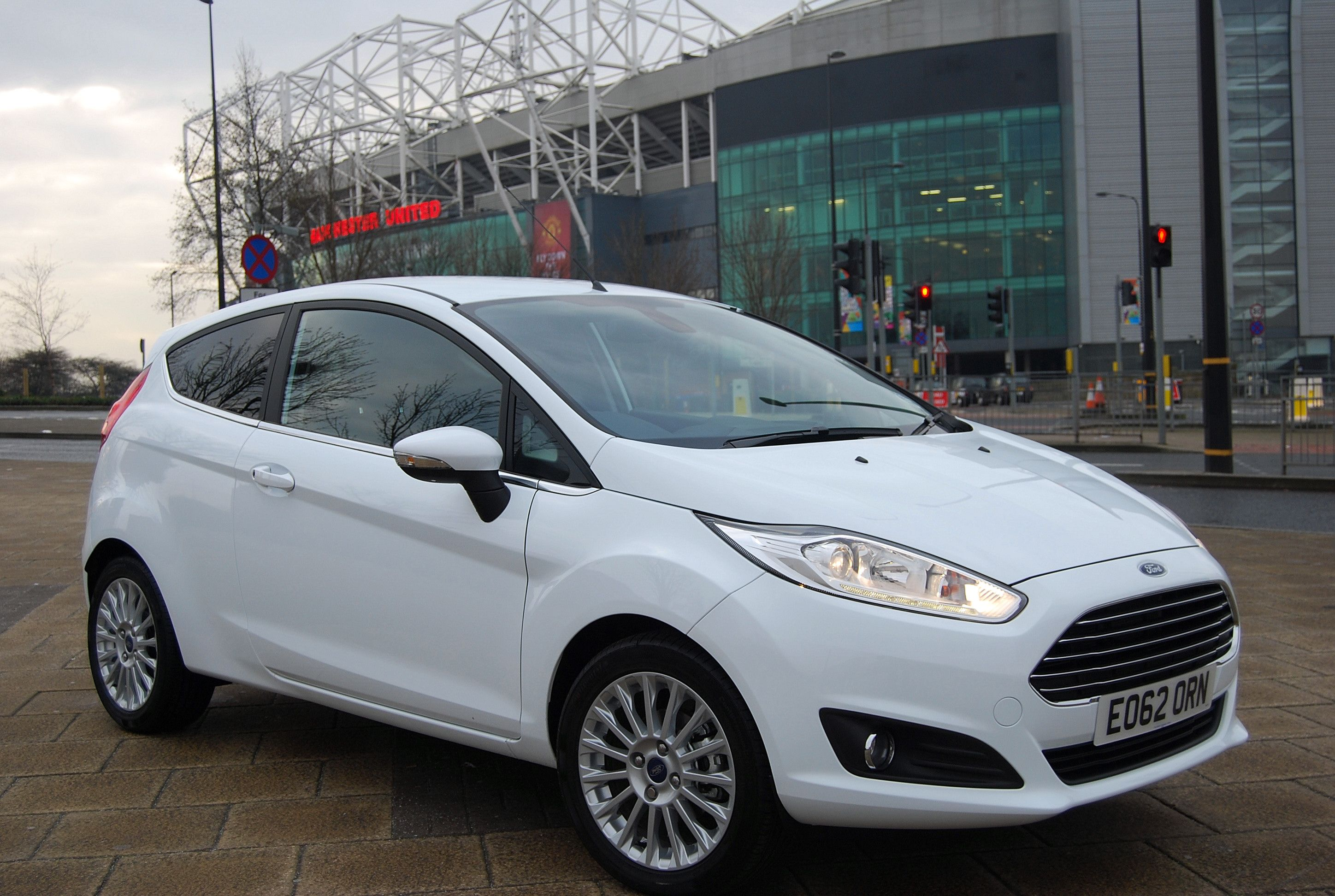 All new ford fiesta 2013 this too cute