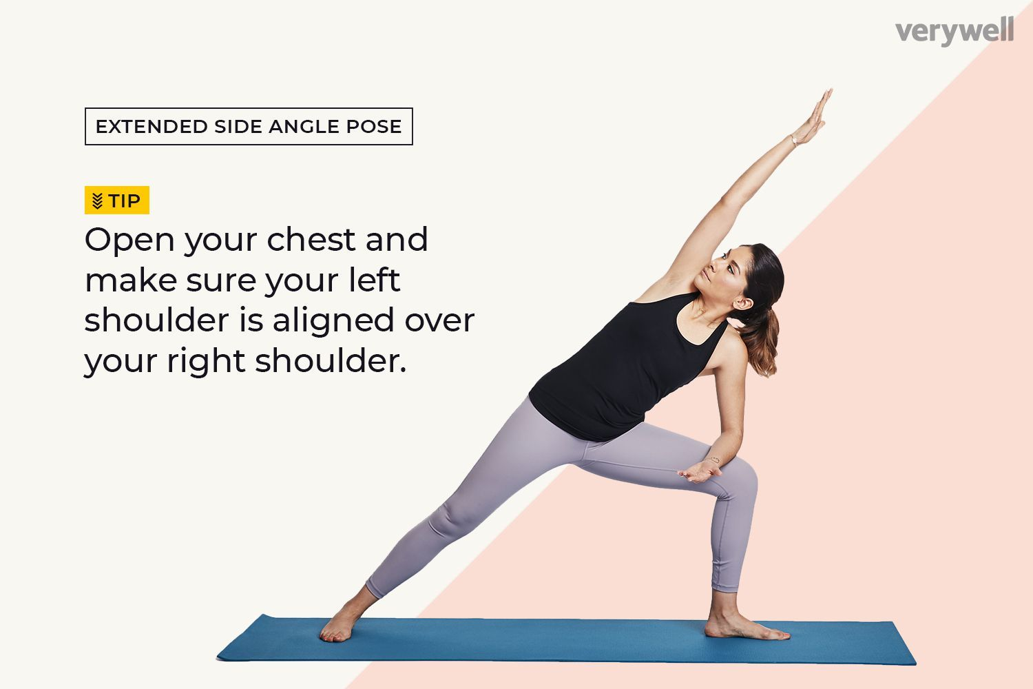 Classic Standing Yoga Poses Flow  Side angle pose, Standing yoga
