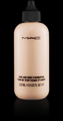 MAC Face And Body Foundation. Essential.