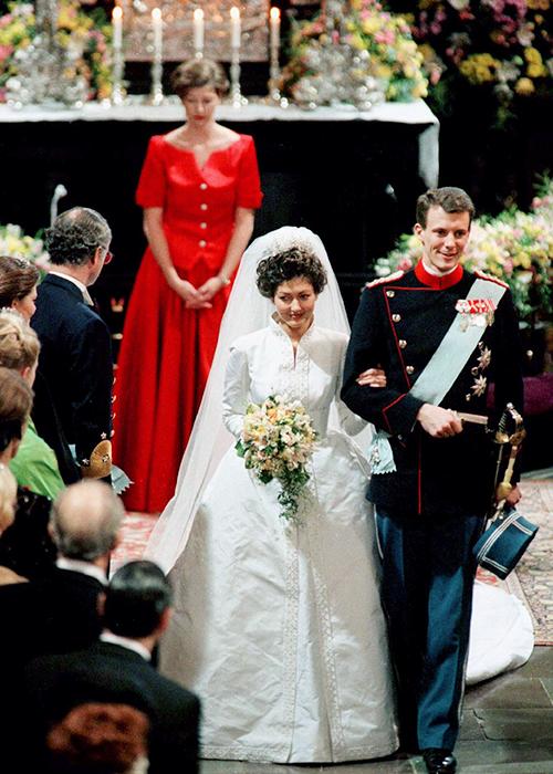 Danish Royal Family Royal Wedding Gowns Princess Alexandra Of Denmark Royal Brides