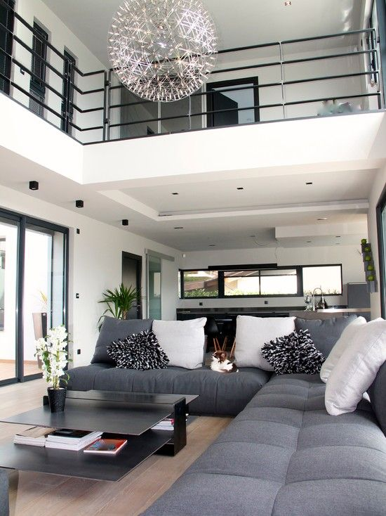 50 Modern Living Room Design Ideas | Dream House | Pinterest ...