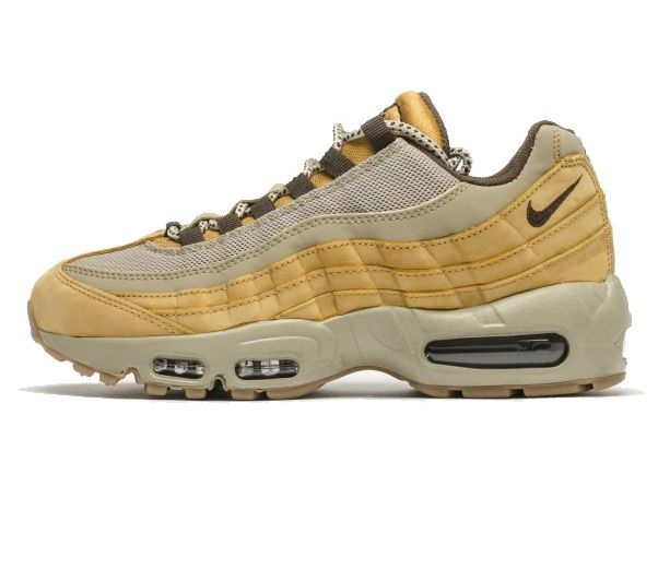 79261b3adc Nike Air Max 95 PRM: 'Wheat Pack'. 2015. 538416-700. | shoes | Nike ...