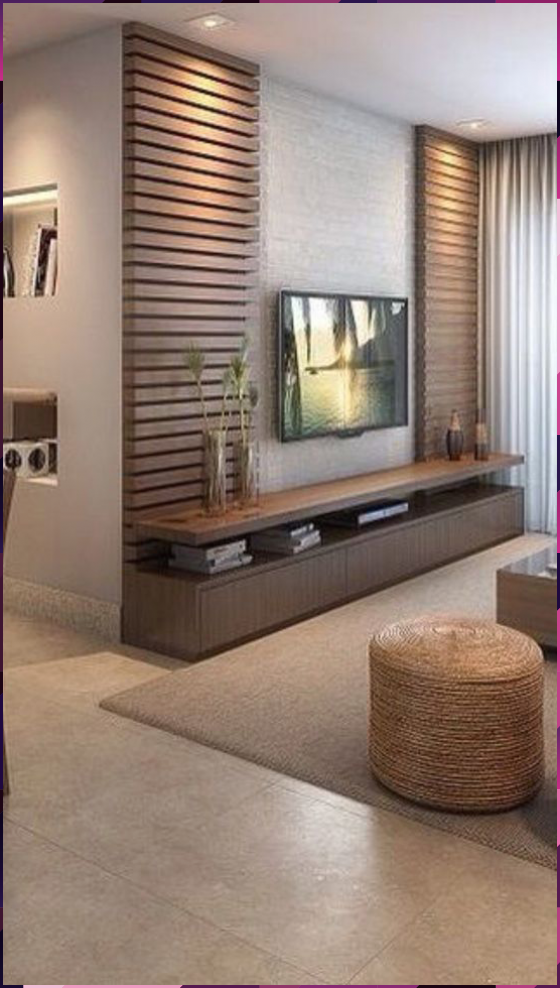 THE PERFECT TELEVISION SURPRISES THE GUESTS TV fund TV wall TV background #background #Boho Home Decor #fund #Guests #Home Decor Bohemian #Home Decor Farmhouse #Home Decor Styles #perfect #SURPRISES #TELEVISION #Vintage Home Decor #Wall