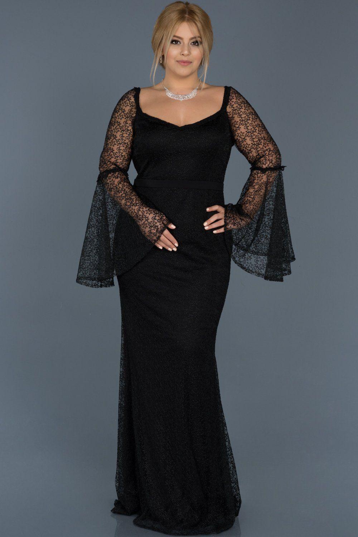 Siyah Dantelli Buyuk Beden Balik Abiye Abu500 Siyah Dantel Elbiseler Dantel Elbiseler Elbiseler