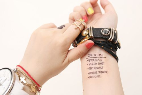 Don't Forget Street Fashion Brand SWAGGY's Temporary Tattoo collection popular in Tokyo. http://swaggy.me/ - #swaggy #inked girl #girls #inked #tattoo #temporarytattoo #tokyo #kawaii #fashion #street #style #codinate #lookbook #japan