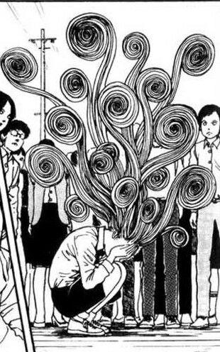 Image result for uzumaki spiral