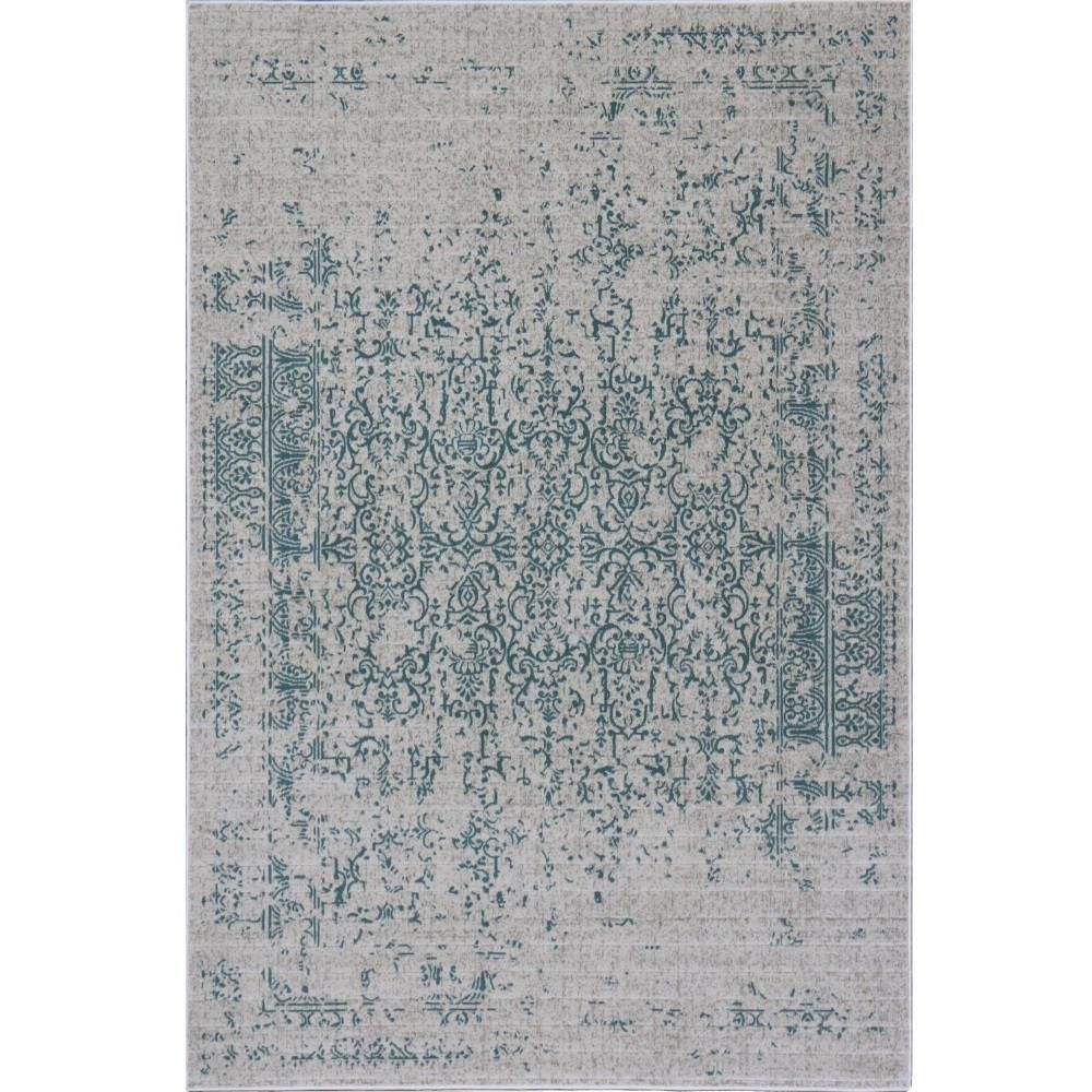 Teal Distressed Rug This Beautiful Teal Distressed Chic Rug Creates A Truly Charming Look That Blends In Contemporary Home Decor Distressed Rugs Rug Texture