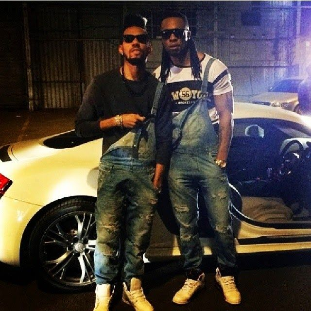 Welcome to Chidi Egesionu's blog: Flavour and Phyno Get