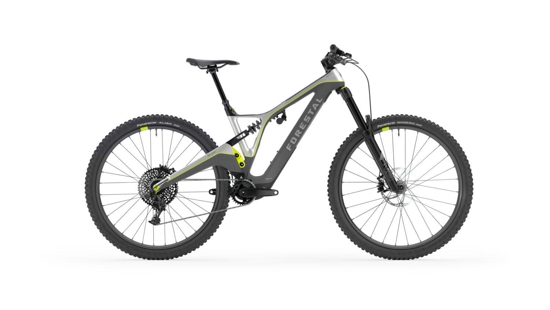 E Bike界のテスラか 超軽量でパワフルな未来のフルサスe Mtb Forestal Siryon 海外e Bike情報 テスラ 自転車 ブランド マウンテンバイク