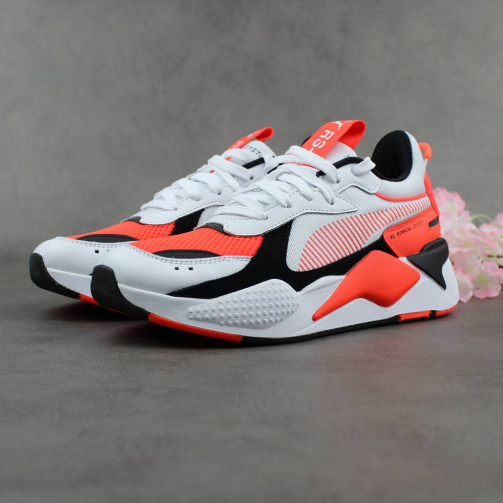 Puma RS-X Reinvention (Red Blast) 369579-02 in 2020 (With ...