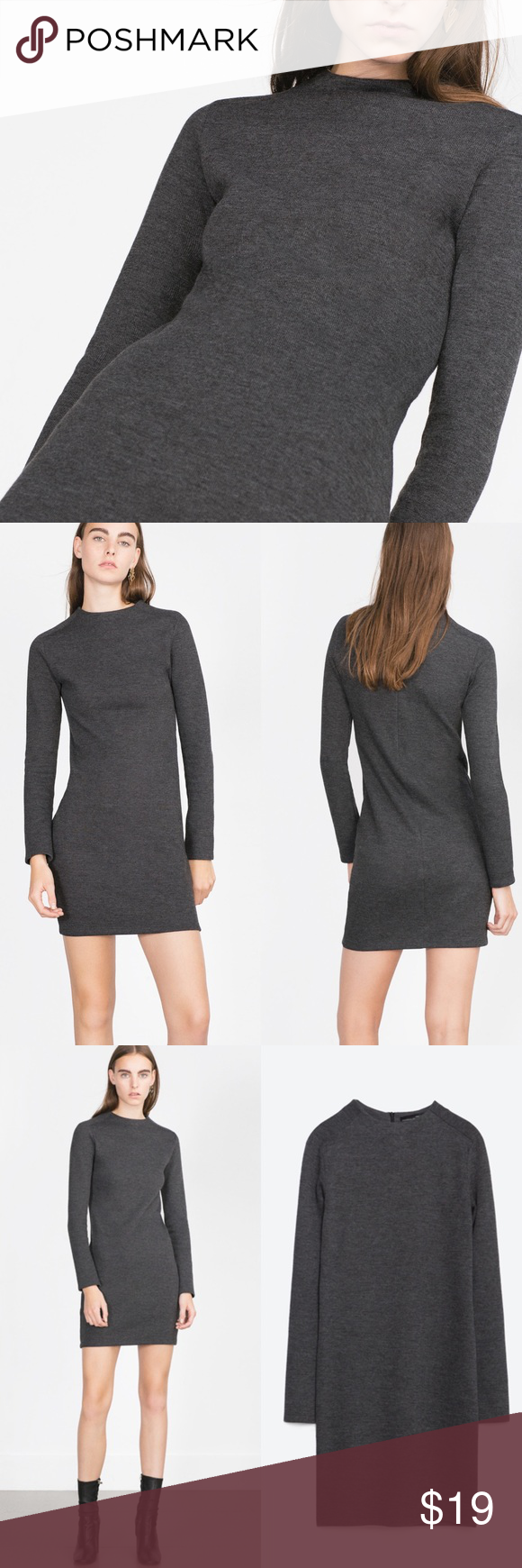 Zara knit dress zara dresses conditioner and minis
