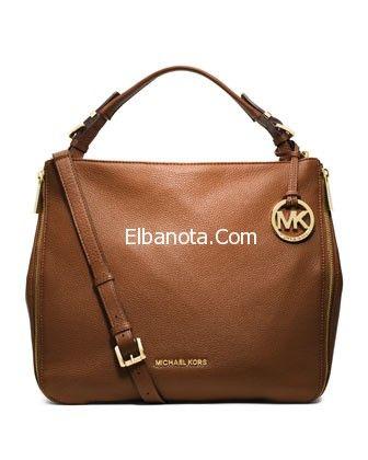 شنط ماركة مايكل كورس شنط نسائية كبيرة حقائب مايكل كورس اصلية اكسسوارات بنوته أزياء بنوته بنوته كافيه Shoulder Bag Convertible Shoulder Bags Bags