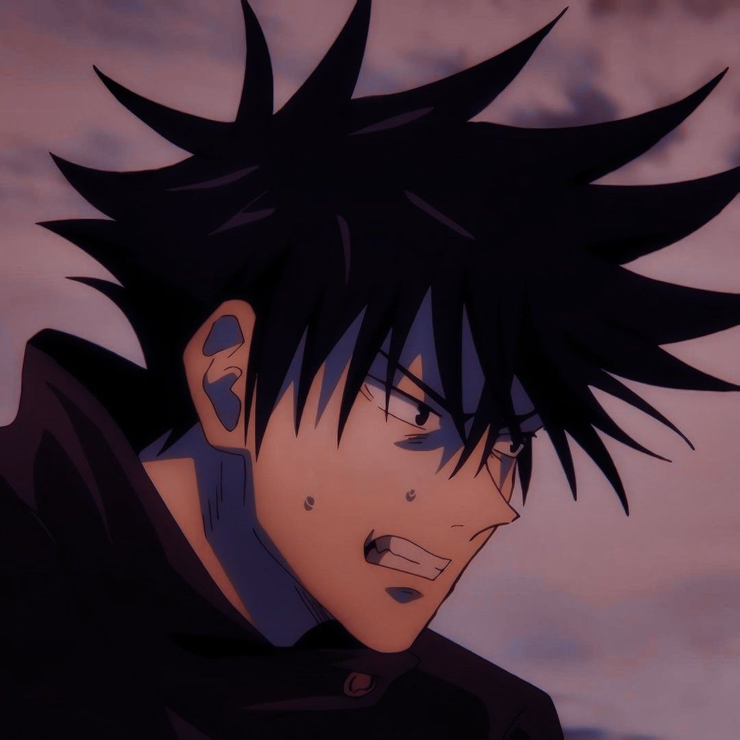Megumi Fushiguro In 2021 Anime Art
