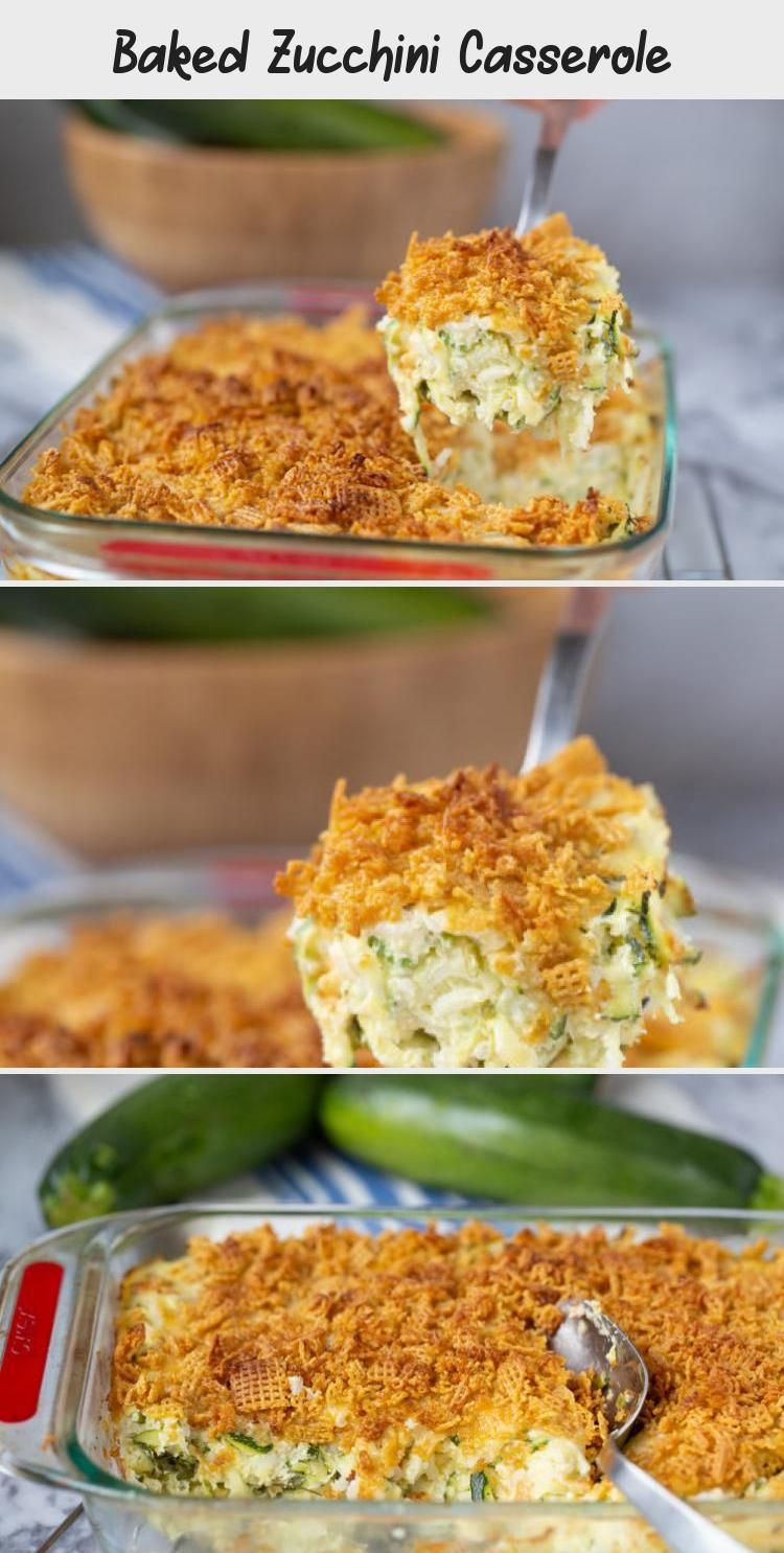 Cheesy Zucchini Casserole  Healthy Ideas and Recipes for Kids  Super Healthy Kids  Cheesy Baked Zucchini Casserole is chock full of fresh zucchini creamy cheese and a sur...