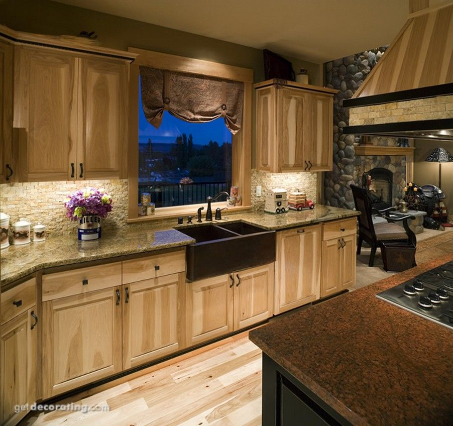 Kitchens (With images) | Kitchen, Home, Blonde wood