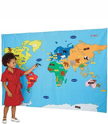 FAO Schwarz Big World Map FAO Schwarz Toys R Us - Maps toys r us