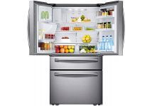 Samsung - RF30KMEDBSR - French Door Refrigerators
