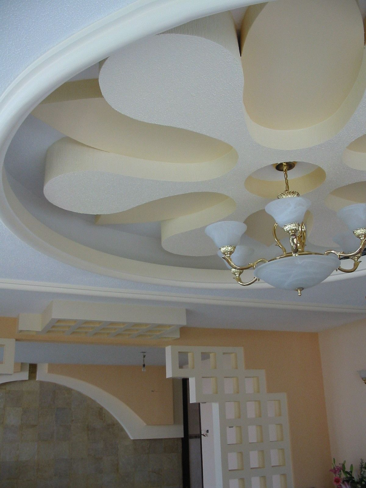 Dise o en tablaroca hogar pinterest platre fait sur - Metro cuadrado decoracion ...