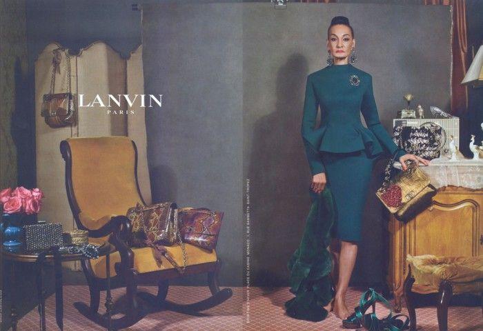 Steven Meisel for Lanvin