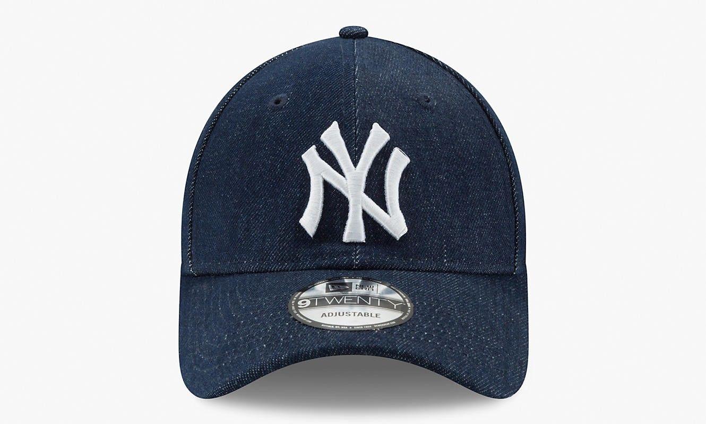 238d21295a1 LEVI S Levi S® X New Era® Mlb Baseball Cap - New York Yankees Dark Wash.   levis  all