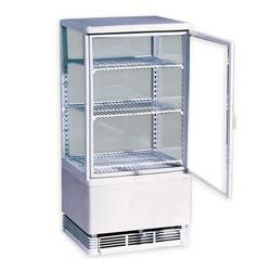 Refrigerated Countertop Display 2 5 Cubic Feet Countertop