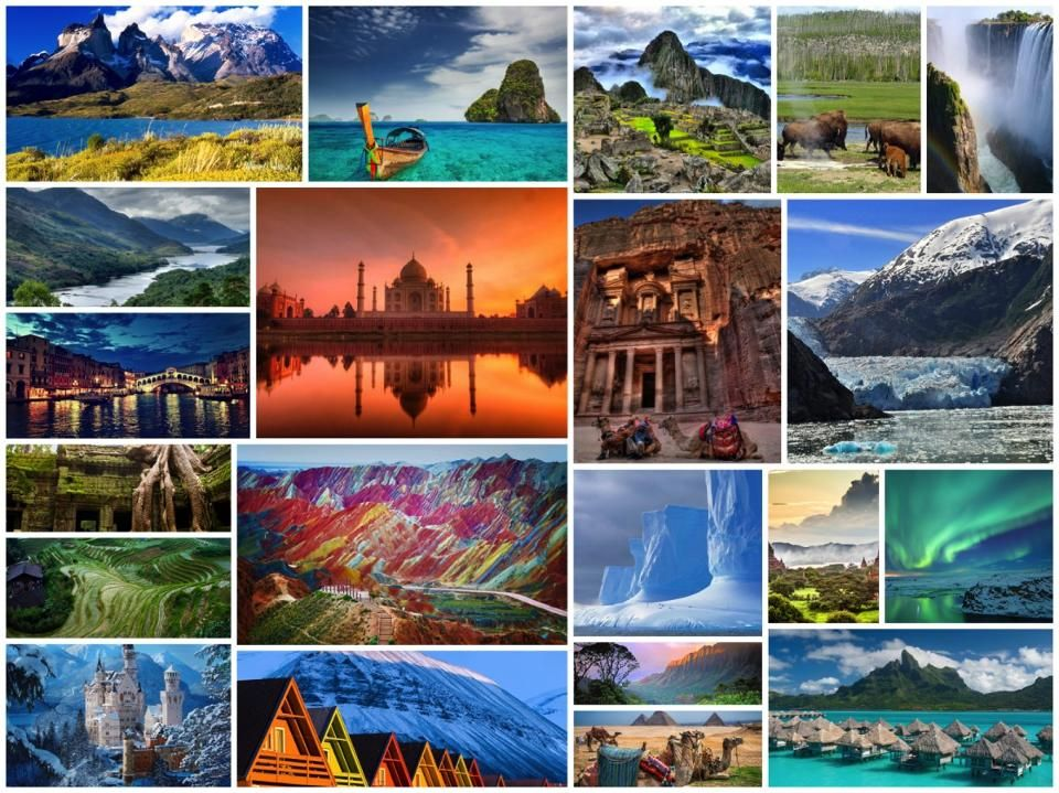 21 most beautiful places in the world to visit beautiful for Awesome places to vacation